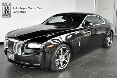 2016 Rolls-Royce Wraith (Certified Pre-Owned) Extended Warranty - Front Massage Seats - Front Ventilated Seats - Seat Piping