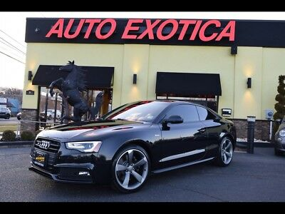 2014 Audi S5 3.0T quattro Premium Plus 2014 Audi S5 3.0T quattro Premium Plus BLACK OPTICS SPORTS DIFF $63,785 MSRP