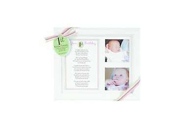 The Grandparent Gift Co. Photo Frame, First Birthday - Girl (Discontinued by ...