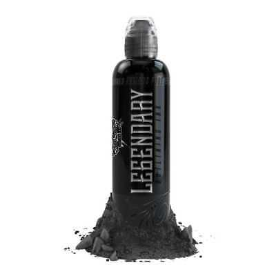 Inchiostro Tatuaggi Nero per Linee World Famous Legendary Outlining 240ml