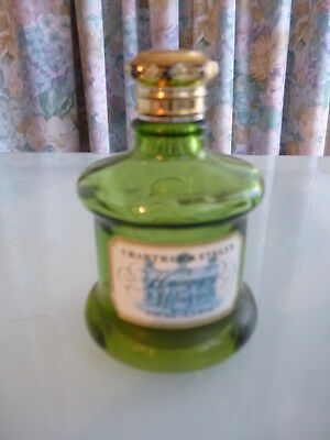 Flacon Ancien  Crabtree & Evelyn  Hungary Water