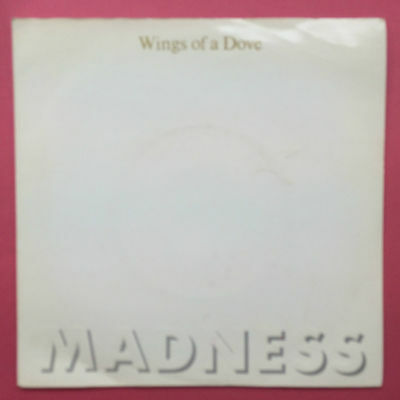 Madness - Wings of a dove / Hinter den 8 Ball - Stiff buy-181 EX Zustand