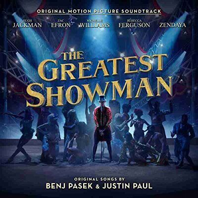 The Greatest Showman Various Artists (Format: Audio Cd)
