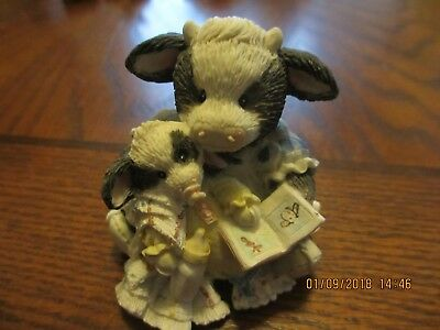 """mary moo moo """"Pasture Bedtime."""" #413MM469"""