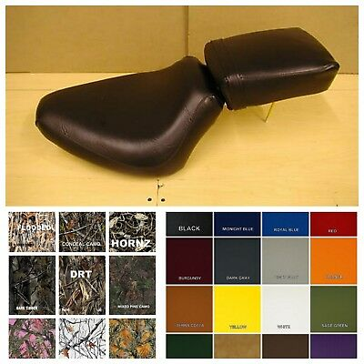 HONDA VT600CD Seat Cover VLX Shadow Deluxe VT600 1993 - 1997 in 25 Colors (ST/PS
