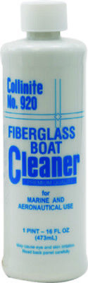 Collinite Marine Fiberglass Finishes Boat Cleaner Pint (16 Ounce)