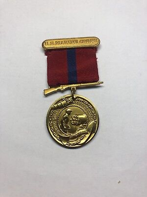 WWII/Korea USMC Good Conduct Medal, Minty example!