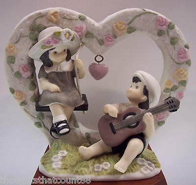 Kim Anderson PAAP - I LOVE YOU TRULY, WITH ALL MY HEART 846589 NIB *FREE SHIP