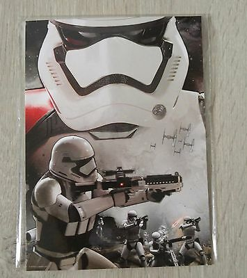 Carte Collector Star Wars n°2 - Neuf