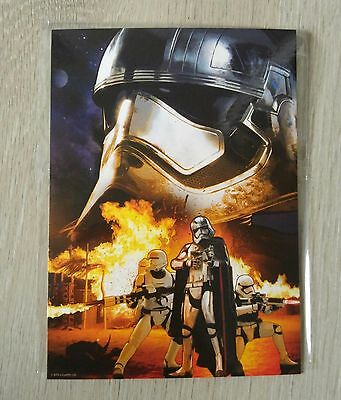 Carte Collector Star Wars n°4 - Neuf