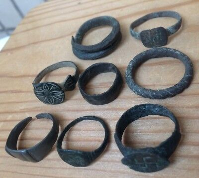 Viking  ancient  rings