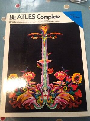 the beatles complete song book Guitar Edition