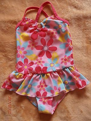 E-vie Angel Lovely Baby Girls Swimsuit Age 12-18 Months