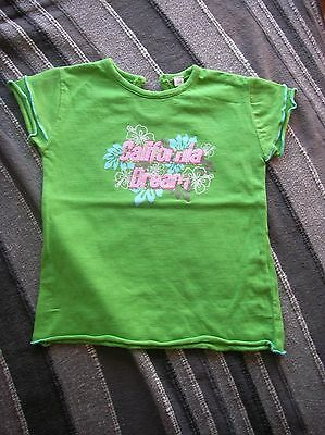 T shirt blouse manches courtes / korte mouwen - taille 74 / maat 74