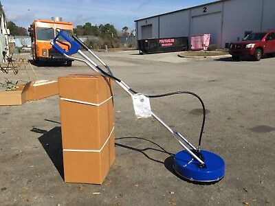 "RCS1800 Flat Surface Cleaner 18"" PSI Rotary Cleaning System"