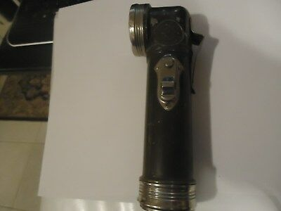 Vintage 1950's Boy Scouts of America Official Flashlight