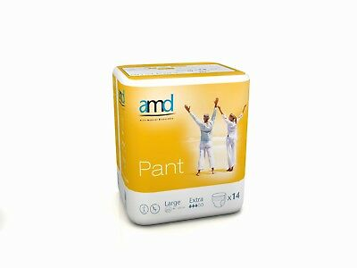 Amd Pants Extra Large 6x14p
