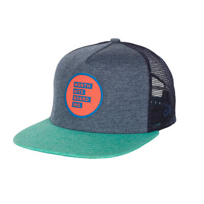 NKB Cap New Era Cap 9Fifty A-Frame Icon S/M Blue