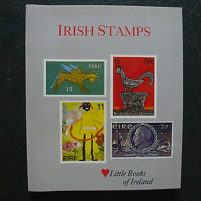 """Little Book Of """"Irish Stamps"""" In Colour (1989), Superb Condition"""