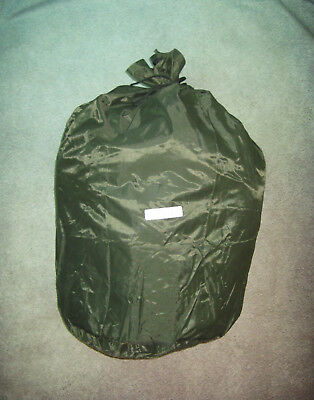 NEW Army Wet Weather Clothing Bag Military Green Waterproof Laundry Gear Bag