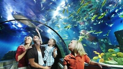Sea Life Tickets two tickets Until 18/03/2018