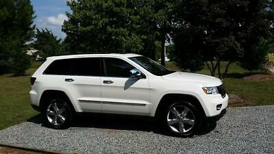 2012 Jeep Grand Cherokee Limited 2012 Jeep Grand Cherokee Limited 4x4