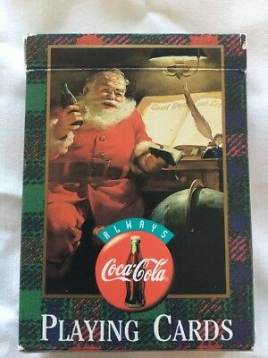 Always Coca-Cola 1997 Playing Cards