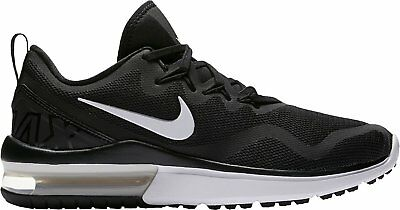 8d340cc7e118e Nike Women's Air Max Fury Running Shoes 6 7 7.5 8 8.5 10 Black White AA5740