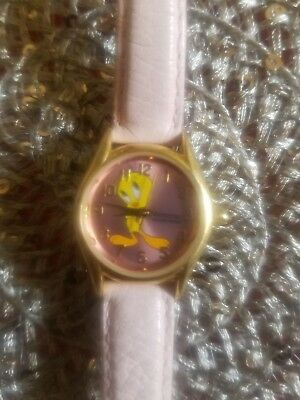 Tweety Bird Watch by Armitron.....Nice Vintage Piece/Working and Water Resistant