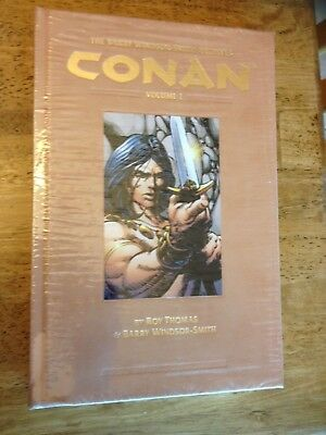 Conan Archives Volume 2, Barry Windsor-Smith, Marvel, New, Sealed (DH Comics)
