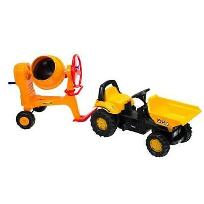 Construction Cement Mixer Toys For Kids Inside And Outside, Wader - Great Toy