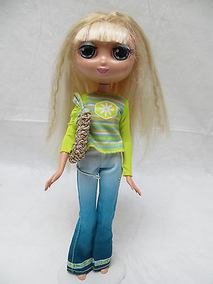 Talking & Lights Up Interactive Alexa Diva Straz Doll