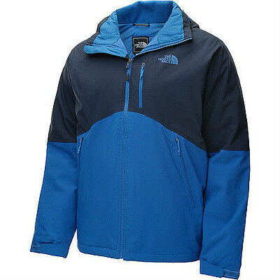 f8a42c760 NEW THE NORTH FACE INSULATED SALIRE JACKET BLUE $200 sz L MEN ...