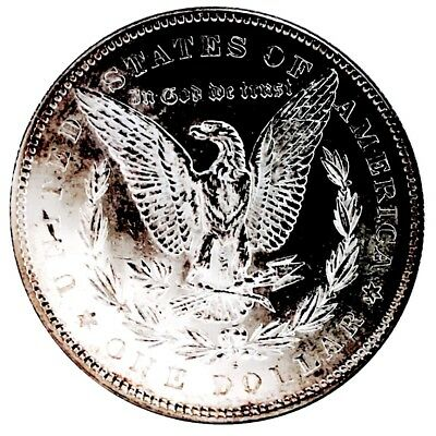 1879 S Rev Of 78 Morgan! Proof Like! High Ms! Ms++++++ Gorgeous Mirrors! So Rare