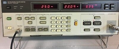 HP 8970B Noise Meter (10 - 2047 MHz Direct) Option 020