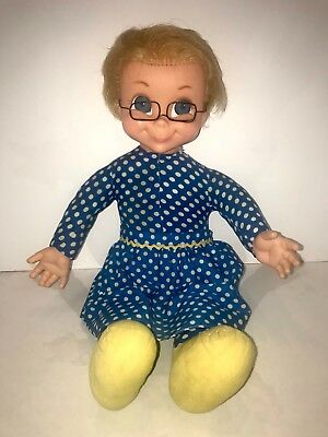 Original Mattel 1967 Mrs Beasley TALKS!