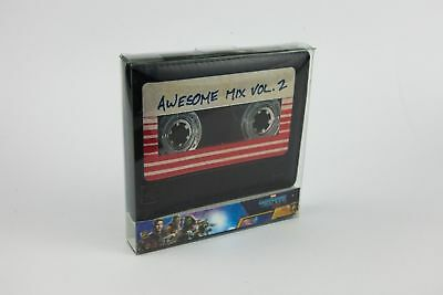 Guardians of the Galaxy Movie Vol. 2 Awesome Mix Vol 2 Bi-Fold Wallet NEW UNUSED