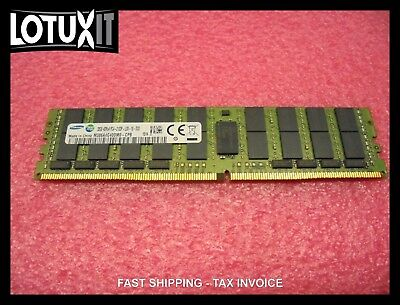 Samsung 32GB (1x32GB) 4DRx4 PC4-2133P ECC Registered Load Reduced LRDIMM RAM