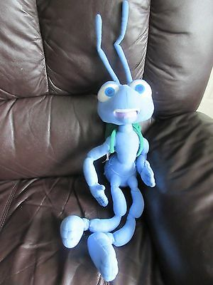 It's a Bug's Life plush toy Disney Pixar Flick character ant