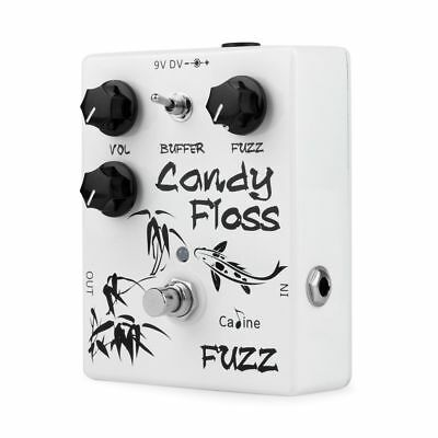 Caline CP-42 Candy Floss Fuzz Distortion Effects Pedal