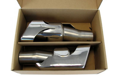 Range Rover Sport Exhaust Tips-Tail Pipes 05-13 Stainless Steel-Tips (Petrol)