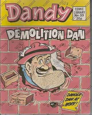 Dandy Comic Library Special N033