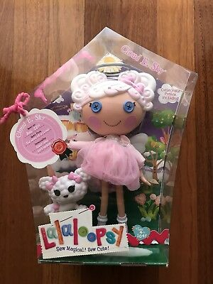 NEW In Box Lalaloopsy Large Cloud E. Sky Doll