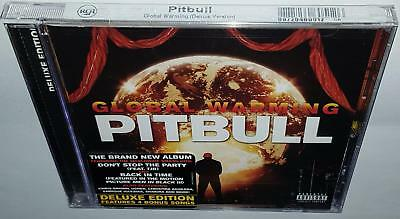 Pitbull Global Warming (Deluxe Edition) (2012) Brand New Sealed Cd