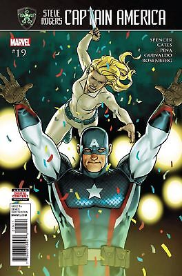 Captain America : Steve Rogers Issue 19 - Nick Spencer & Donny Cates