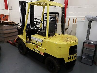 Hyster Forklift 2.5 Ton