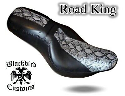 2008-up Road King Classic Seat Cover Slip On Skin