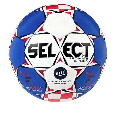 Select - Ultimate Replica EHF Euro 2018, Handball