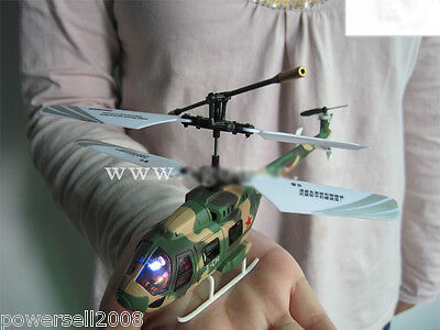 Camouflag Length 15CM Remote Control Plane Helicopter Model Gift Children Toy