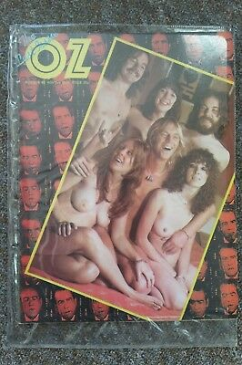OZ Magazine LAST ISSUE Number 48 1973 EXCELLENT CONDITION